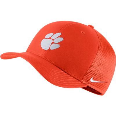 Clemson Nike C99 Flexfit Trucker Hat