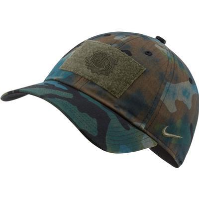 Georgia Nike Heritage 86 Camo Hat