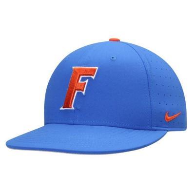 Florida Nike Fitted Baseball Hat ROYAL