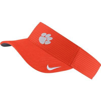 Clemson Nike Aerobill Sideline Visor