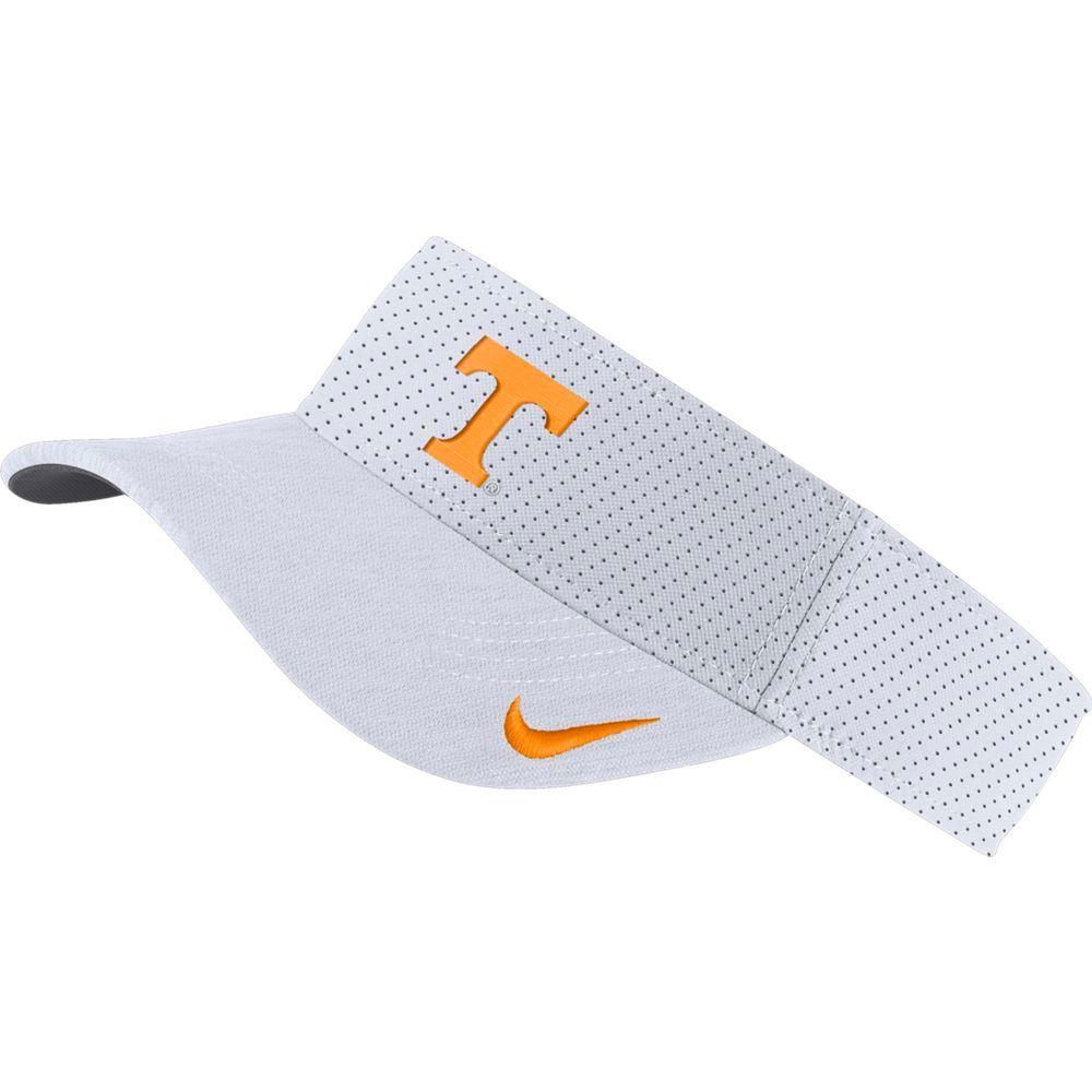 Tennessee Nike Aerobill Sideline Visor