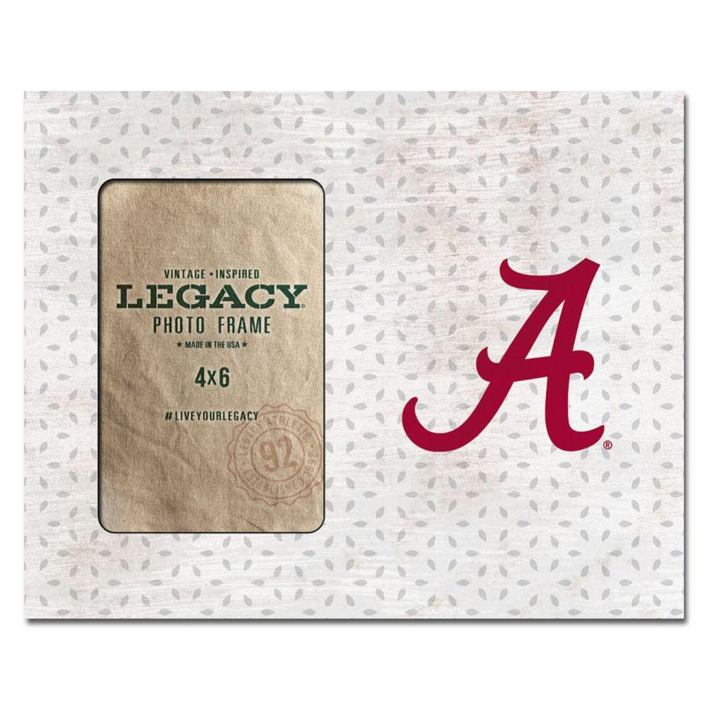 Alabama Legacy Picture Frame - 8