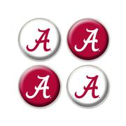 Alabama Legacy Fridge Magnets 4 Pack