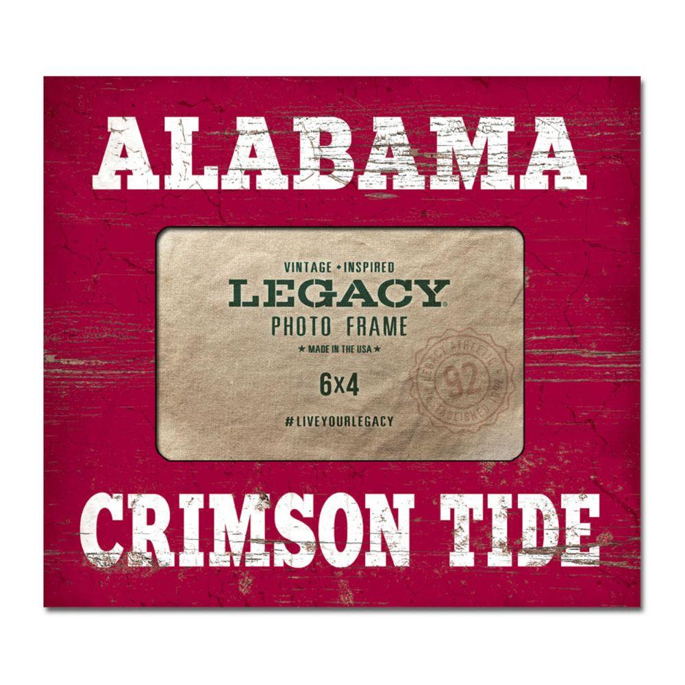 Alabama Legacy Picture Frame 8 X 9