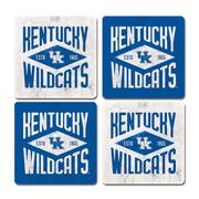 Kentucky Legacy Diamond Coaster Set - 4 Pack