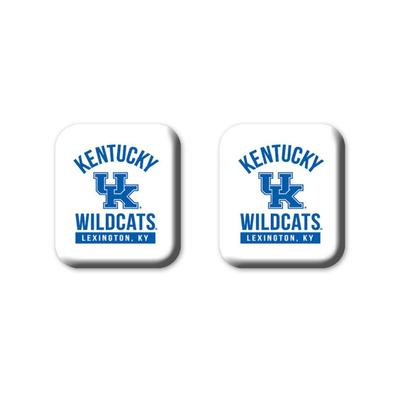 Kentucky Legacy Square Fridge Magnets 2 Pack