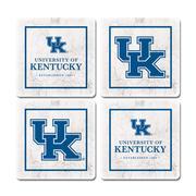 Kentucky Legacy Ivy League Coaster Set