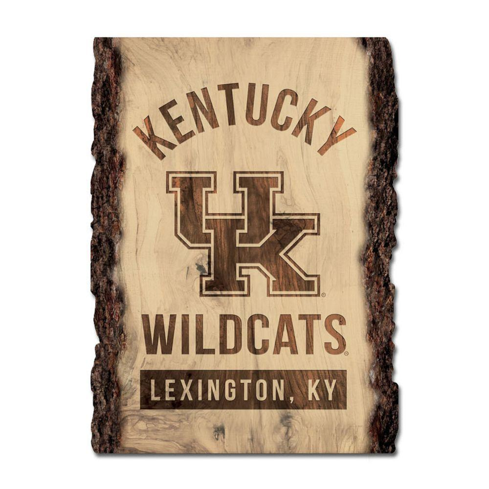 Kentucky Legacy Tree Plank Sign