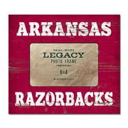 Arkansas Legacy Picture Frame 8 X 9
