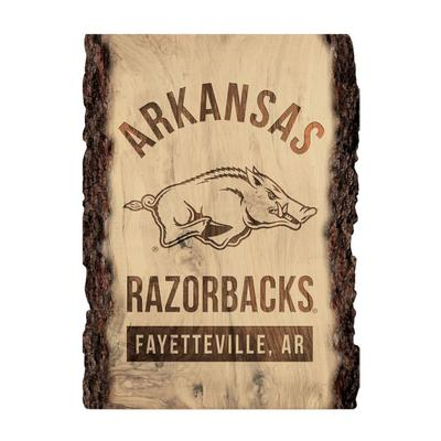 Arkansas Legacy Tree Plank Sign