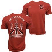 Ncst Adidas Bradley Chubb Space Crew T- Shirt