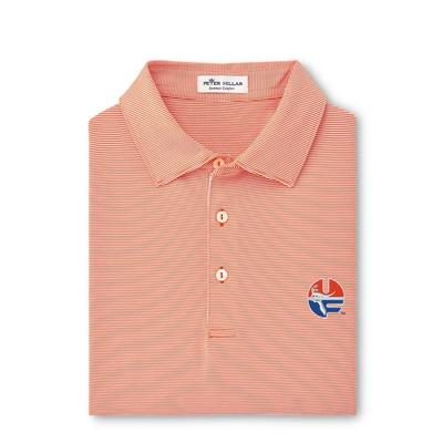 Florida Peter Millar Vault Jubilee Stripe Stretch Jersey Polo