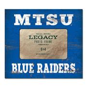 Mtsu Legacy Picture Frame 8 X 9