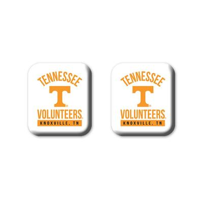 Tennessee Legacy Square Fridge Magnets 2 Pack