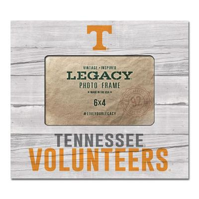 Tennessee Legacy Power T Picture Frame
