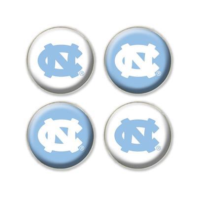 North Carolina Legacy Fridge Magnets 4 Pack