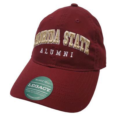 Florida State Legacy Arch Alumni Hat