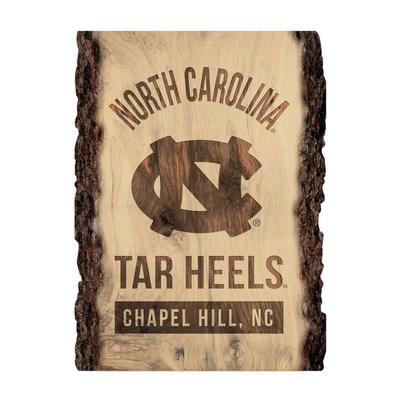 North Carolina Legacy Tree Plank Sign