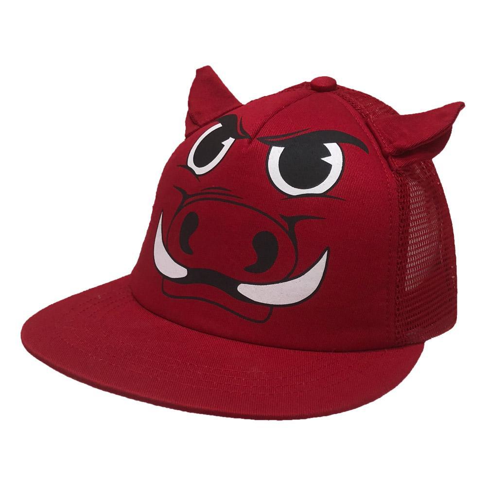 Arkansas Youth Mascot Hat