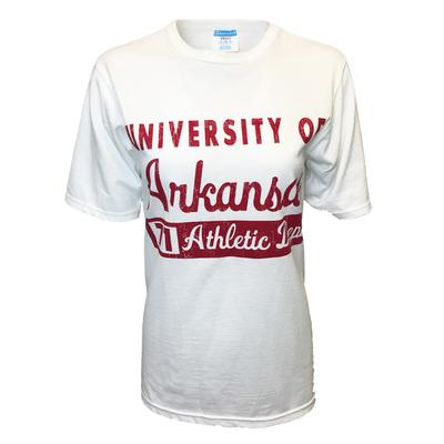 Arkansas Champion Women's Heritage Tee