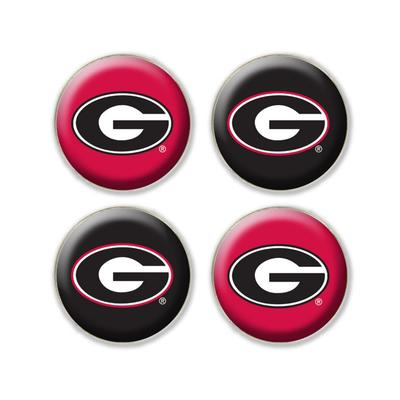 Georgia Legacy Fridge Magnets 4 Pack