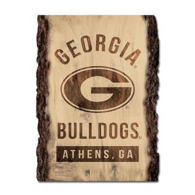Georgia Legacy Tree Plank Sign