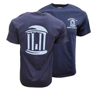 UNC Champion Old Well Tee Shirt