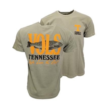 Tennessee Fishing and Football Shirt