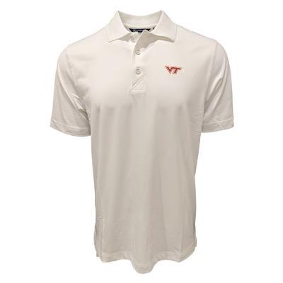 Virginia Tech Cutter & Buck Forge Polo