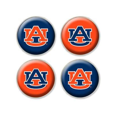 Auburn Legacy Fridge Magnets 4 Pack