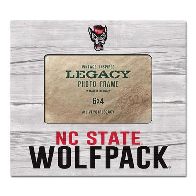 NC State Legacy Picture Frame
