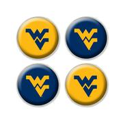 West Virginia Legacy Fridge Magnets 4 Pack