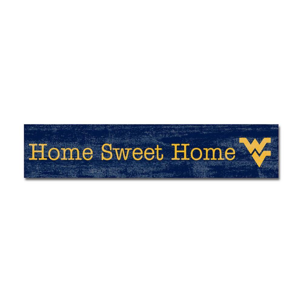 West Virginia Home Sweet Home Door Sign