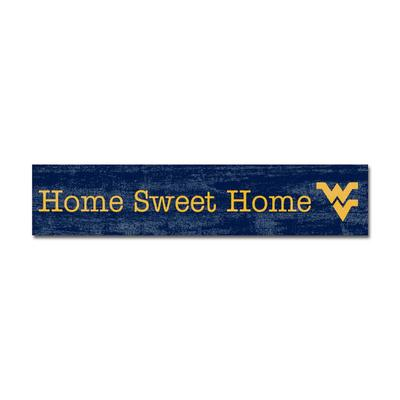 West Virginia Home Sweet Home Door Sign