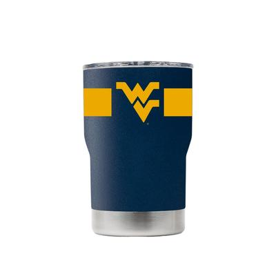 West Virginia Gametime Sidekicks Can/Bottle Holder/Tumbler