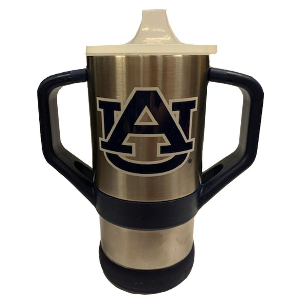Auburn Gametime Sidekicks 8 Oz.Sippy Cup