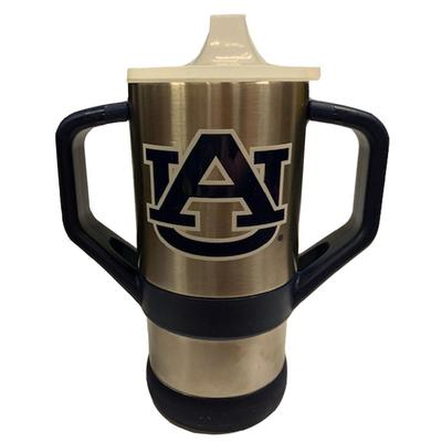 Auburn Gametime Sidekicks 8 oz. Sippy Cup