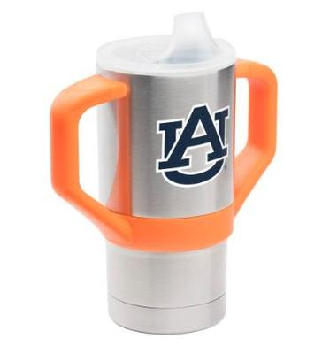Auburn Gametime Sidekicks 8 oz. Sippy Cup