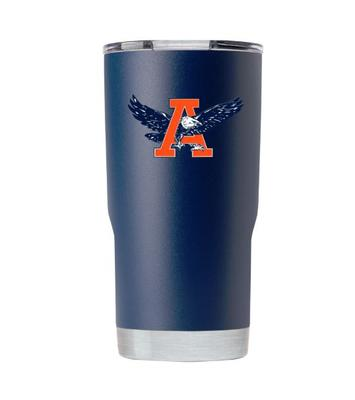 Auburn Gametime Sidekick 20oz War Eagle Tumbler With Lid