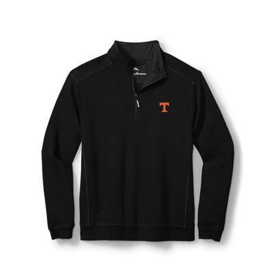 Tennessee Tommy Bahama Nassau Half Zip Pullover