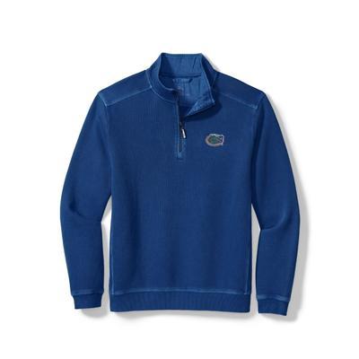 Florida Tommy Bahama Nassau Half Zip Pullover