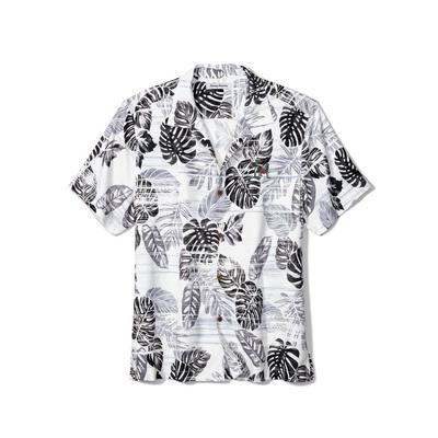 Georgia Tommy Bahama Silk Camp Shirt