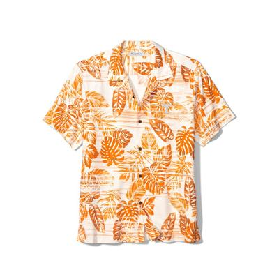 Tennessee Tommy Bahama Silk Camp Shirt