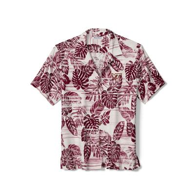 Virginia Tech Tommy Bahama Silk Camp Shirt