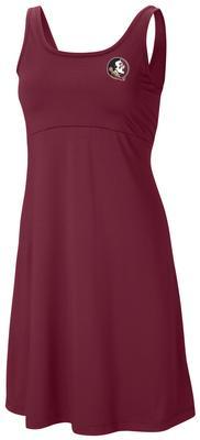 Florida State Columbia Women's Freezer Dress - Plus Sizes