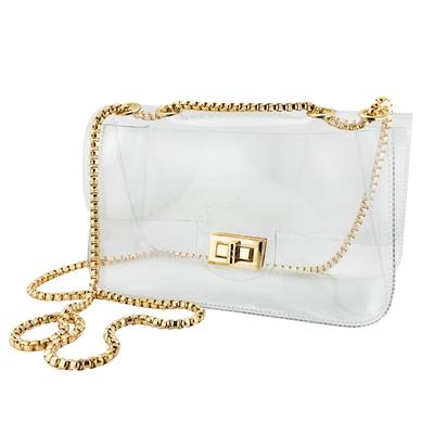 Clear Stadium Convertible Crossbody