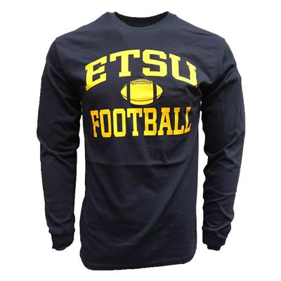 ETSU Basic Football T-Shirt