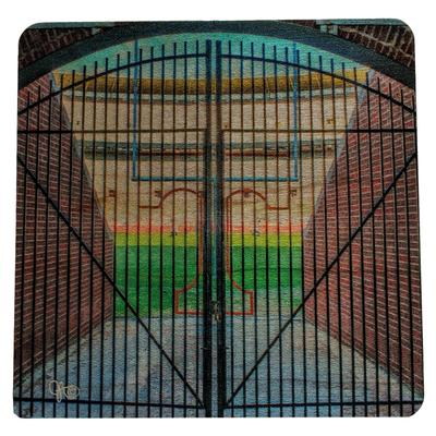 Preserve Press Neyland Stadium Gates Coaster