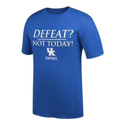 Defeat Not Today Kentucky Short Sleeve Tee