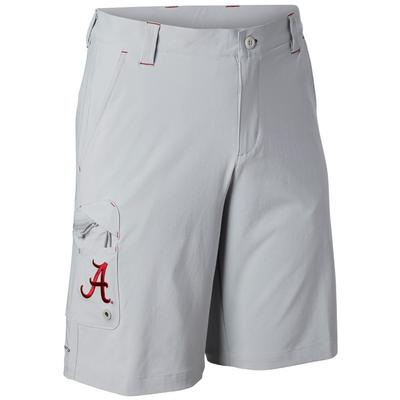 Alabama Columbia PFG Terminal Tackle Shorts